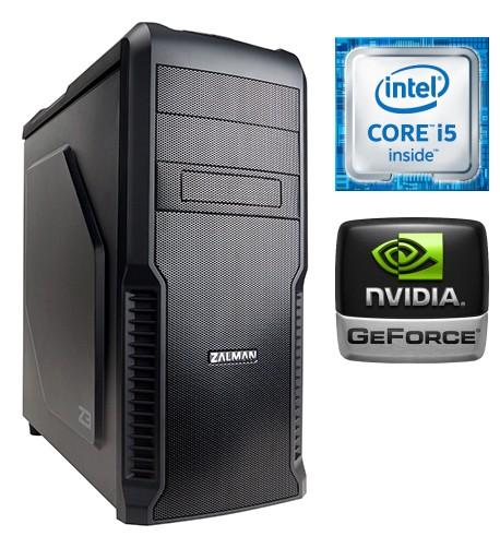 Игровой системный блок на Core i5 TopComp PG 7639189  - купить со скидкой