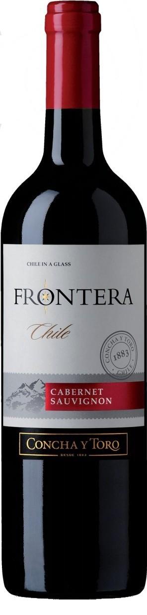 Вино Concha y Toro Frontera Cabernet Sauvignon фото