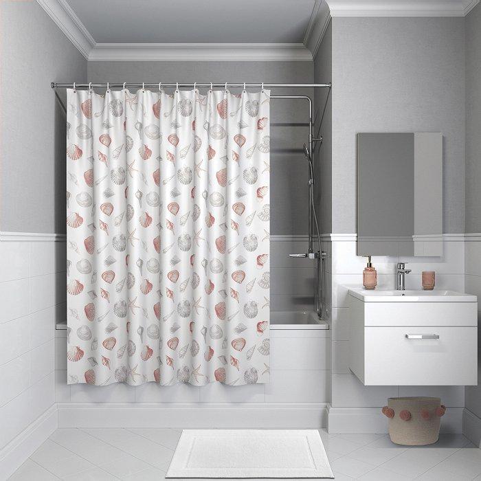 Штора для ванной комнаты IDDIS Promo P16P118i11
