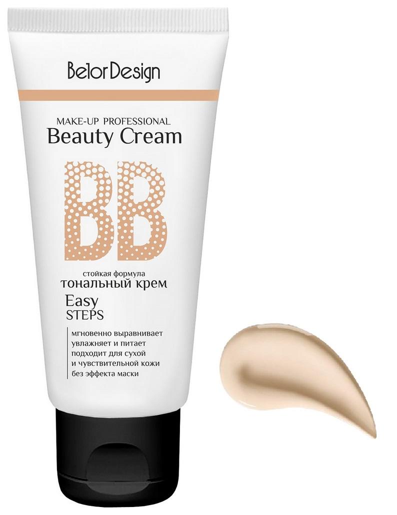 Купить Тональный крем Belor Design BB-beauty cream 101 32 г, Belordesign