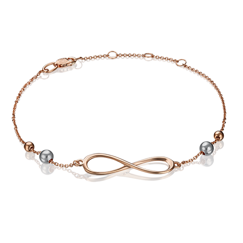 Браслет из золота PLATINA jewelry 05-0584-00-000-1111-63