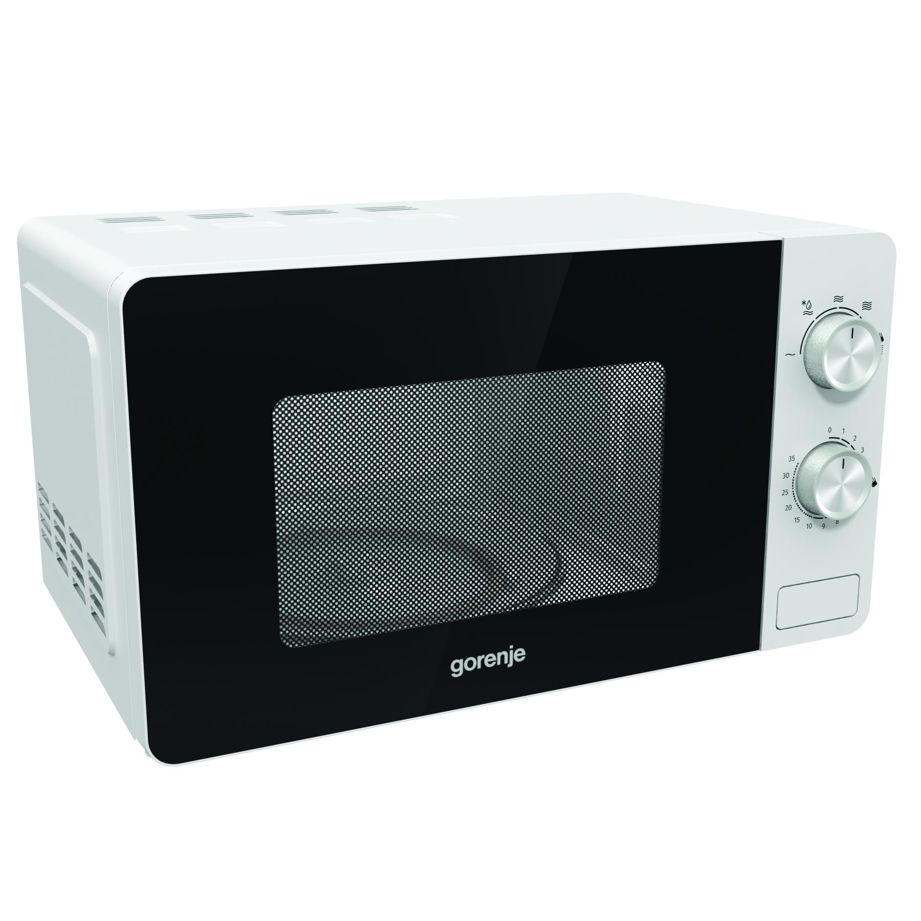 Микроволновая печь соло Gorenje MO17E1W white
