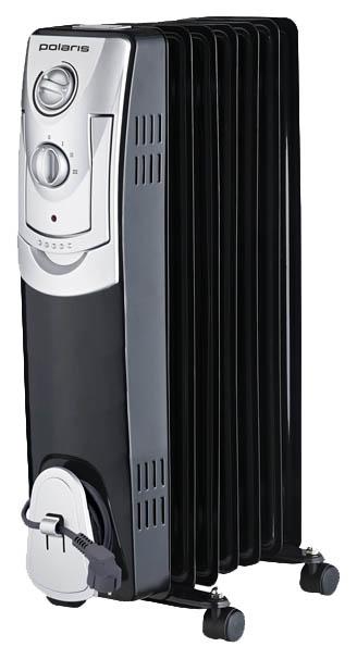 Радиатор Polaris PRE L 0715 Серебристый, черный фото