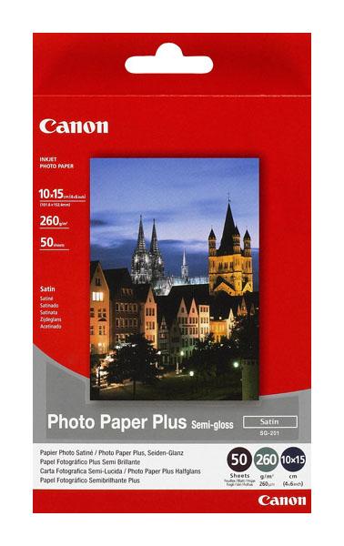 Фотобумага для принтера Canon SG-201c SG-201c 1686B015