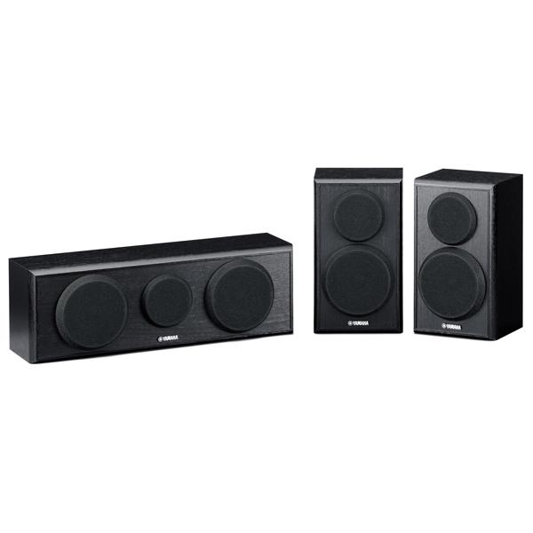 Комплект акустических систем Yamaha NS P150 Black