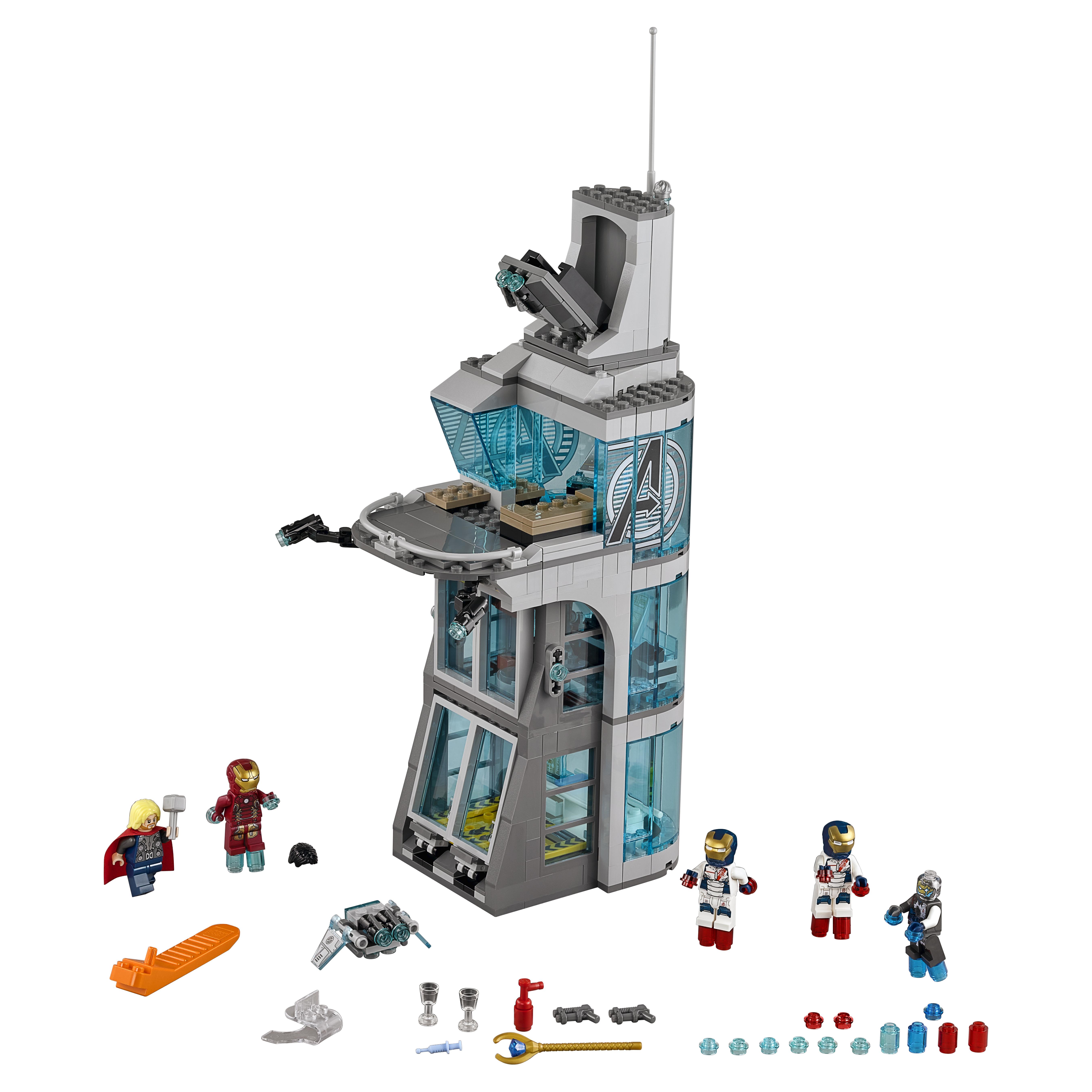 Конструктор LEGO Super Heroes Нападение на башню