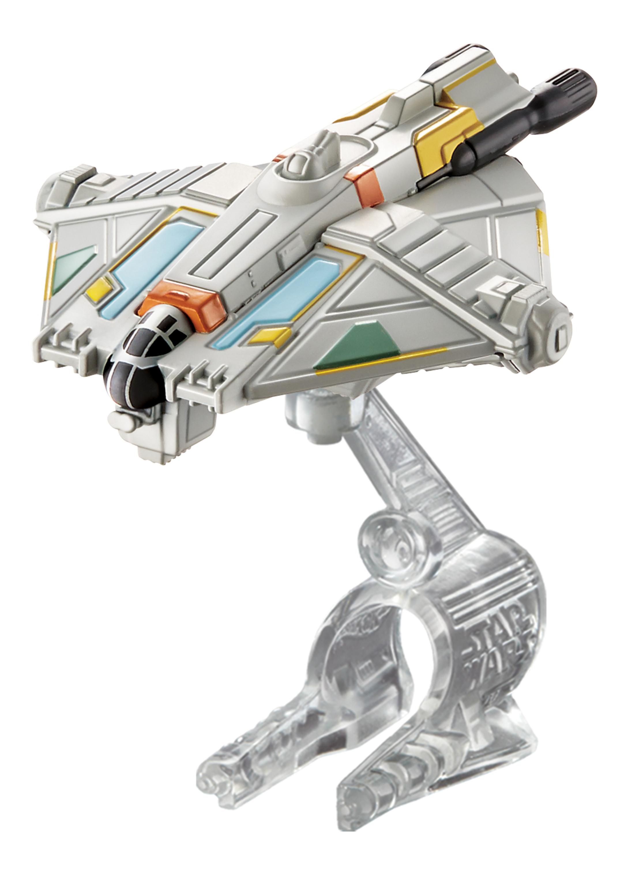 Купить Истребитель Hot Wheels Звездолёты серии Звёздные войны CGW52 DRX07, Воздушный транспорт