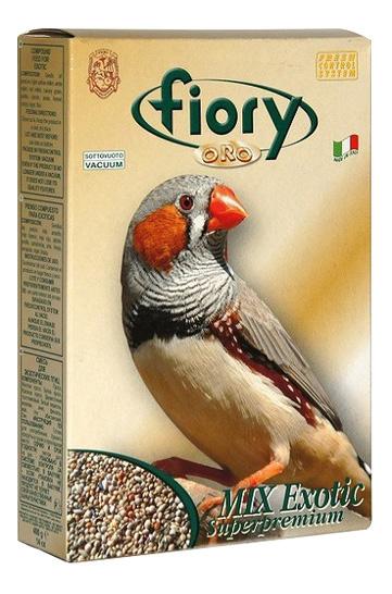 Основной корм FIORY ORO для экзотических птиц