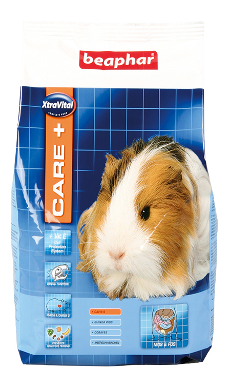 Корм для морских свинок Beaphar Care + 0.25 кг 1 шт