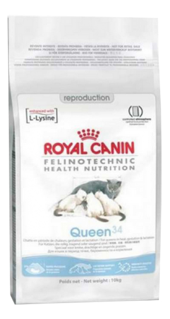 ROYAL CANIN QUEEN 34  фото