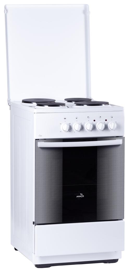 Электрическая плита Flama FE 1401 W White