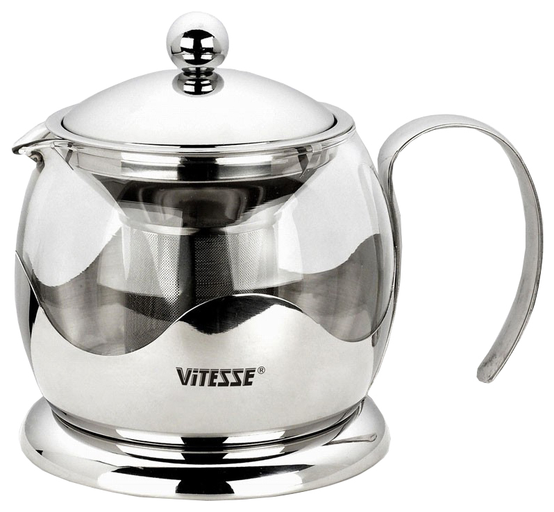 Заварочный чайник Vitesse Galina 1.2 л
