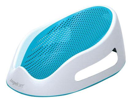 Лежачок для купания детей AngelCare голубой AngelCare