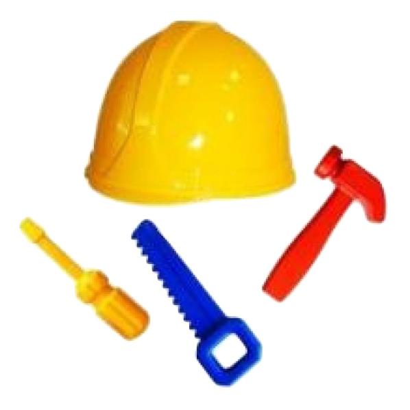 Набор игрушечных инструментов Пластмастер Плэйдорадо Ремонтник фото