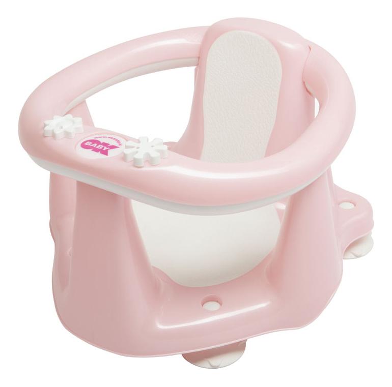 Купить Flipper evolution 799 розовый, Сиденье для купания малыша Ok Baby Flipper Evolution, 799 Розовый Пастель, Стульчики для купания малыша