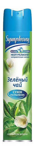 Освежитель воздуха Symphony зеленый чай 300 мл