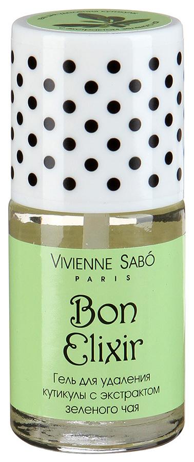 Средство для удаления кутикулы Vivienne Sabo Bon Elixir