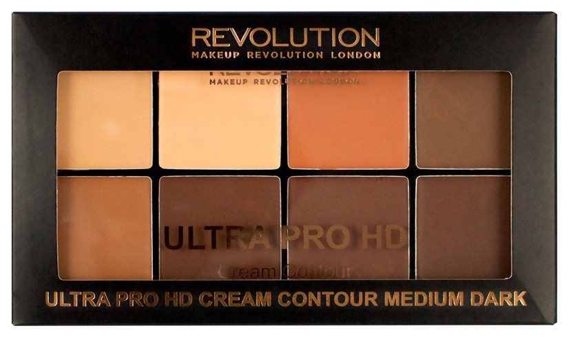 Палетка для макияжа MAKEUP REVOLUTION HD