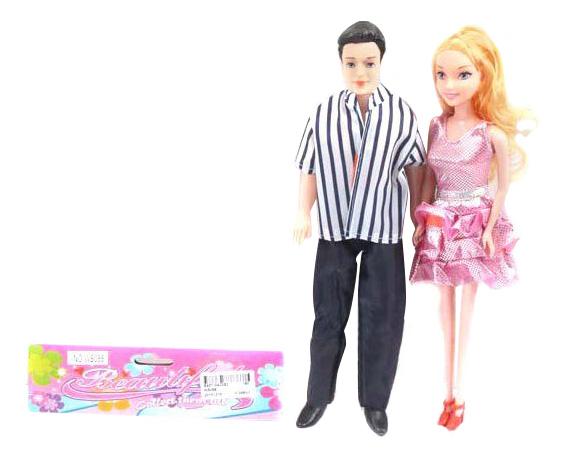 Купить Кукла Shantou Gepai семья, Классические куклы