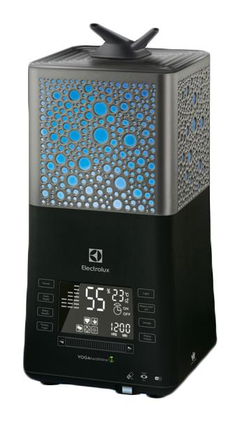 Воздухоувлажнитель Electrolux YOGAhealthline EHU-3810D Black фото
