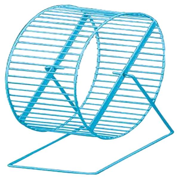 Беговое колесо для грызунов Triol WL03, голубой,