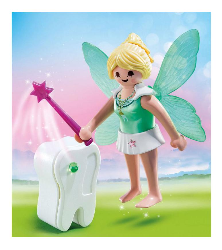 Купить Экстра-набор: Зубная фея, Игровой набор Playmobil PLAYMOBIL Экстра-набор: Зубная фея, Игровые наборы