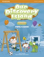 Our Discovery Island Starter Student\'s Book plus pin code
