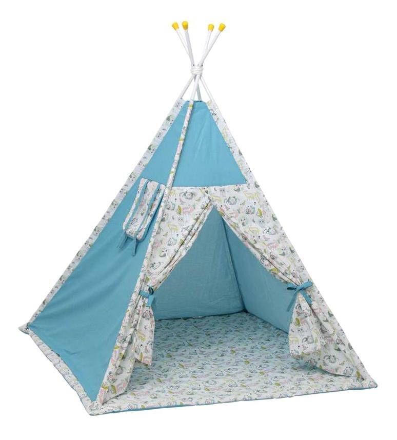 Палатка-вигвам Последний богатырь. Лес голубой Polini