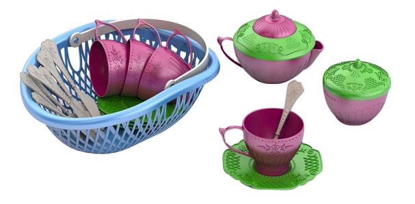 Набор посуды Чайный сервиз Нордпласт Р52086 фото