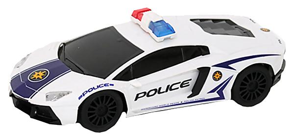 Радиоуправляемая машина BeBoy Дорожный герой Полиция 1:16 IT100927 фото