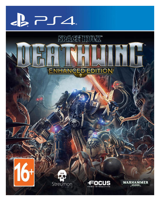 Игра Space Hulk Deathwing Enhanced Edition для PlayStation 4