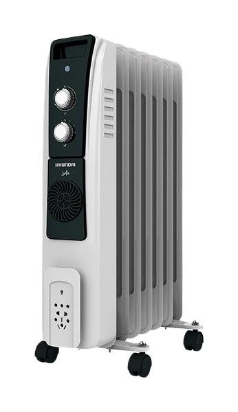 Масляный радиатор Hyundai H HO 10