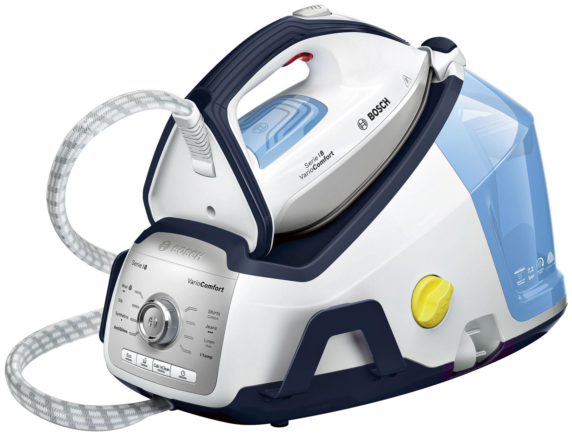 Парогенератор Bosch Serie 8 TDS8060