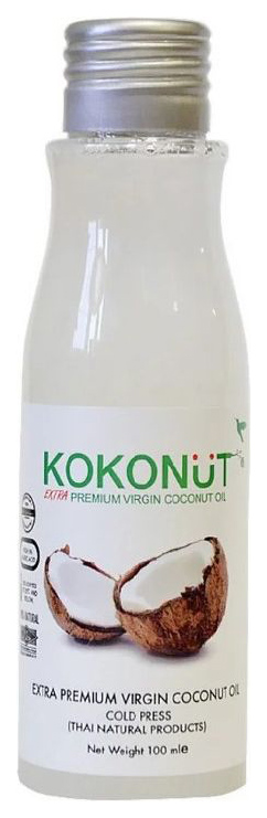 Масло кокосовое экстра премиум Twin Lotus Coconut
