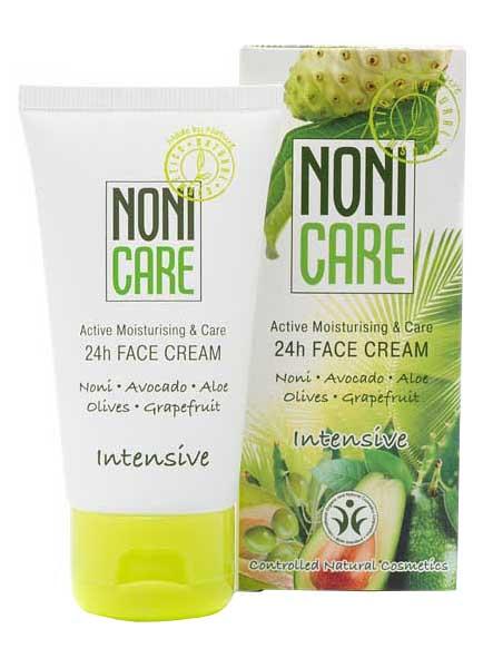 Купить Увлажняющий крем для лица Nonicare Intensive 24h Face Cream 25+, 50 мл