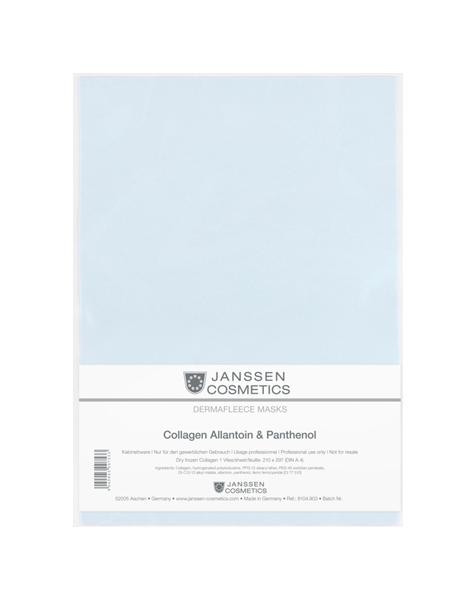 Маска для лица Janssen Collagen Allantoin and Panthenol 1 шт фото