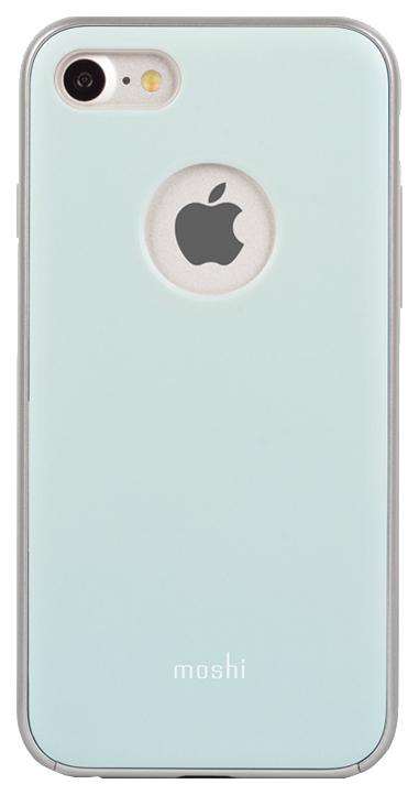 Чехол Moshi iGlaze для iPhone 7 Powder Blue 99MO088521