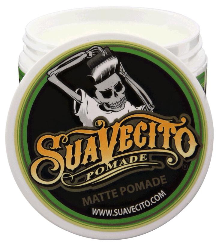 Помада для укладки волос Suavecito Matte Pomade