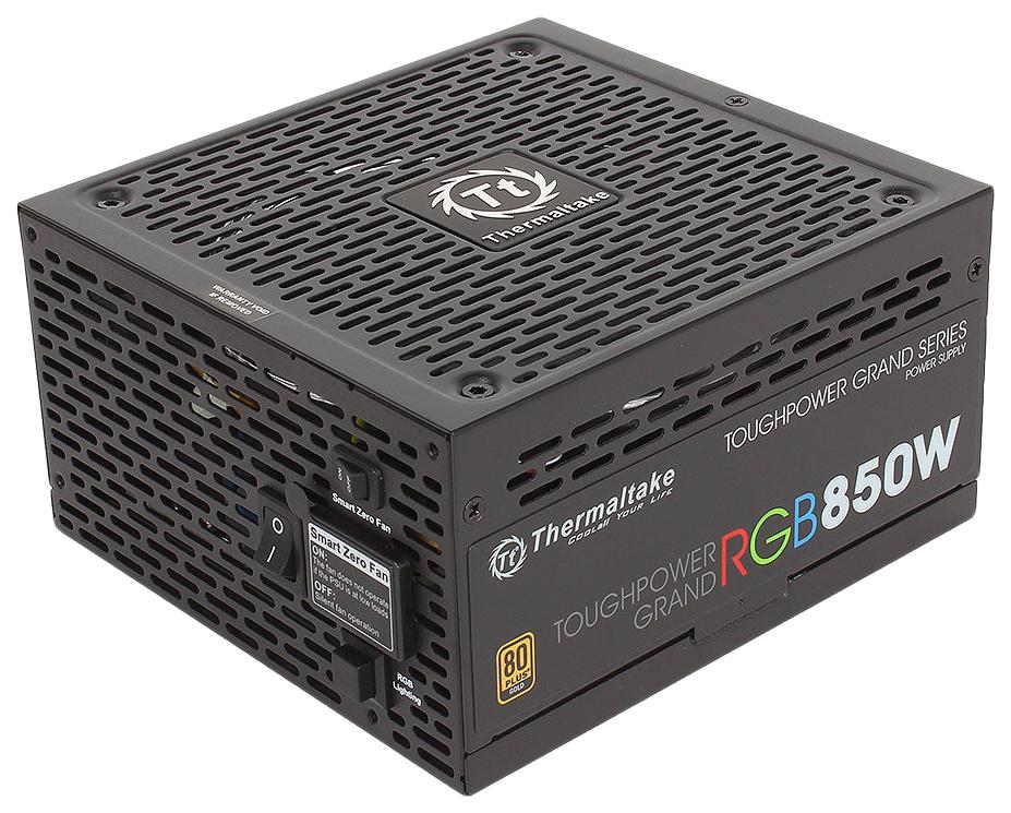 Блок питания компьютера Thermaltake Toughpower Grand RGB Gold PS-TPG-0850FPCGEU-R фото