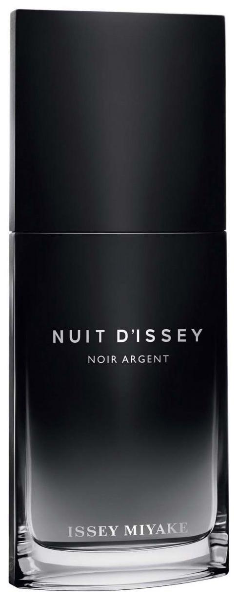 Парфюмерная вода Issey Miyake Nuit D`issey Noir Argent 100 мл