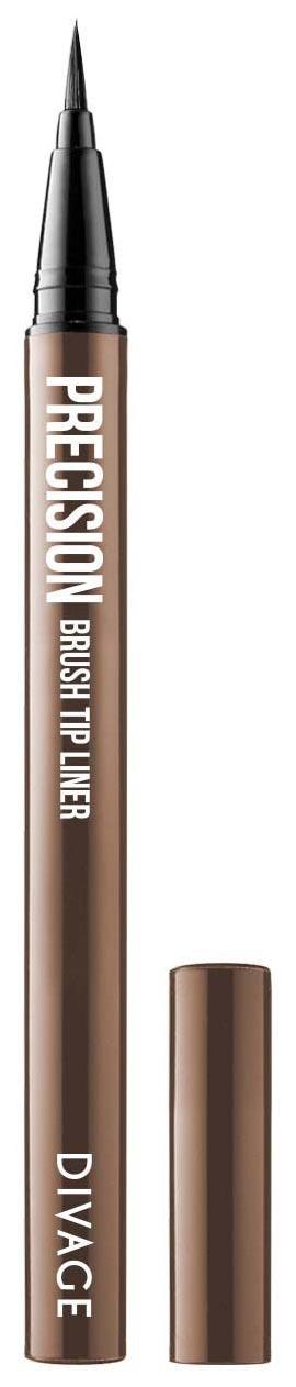 Подводка для глаз Divage Precision brush tip liner Тон 102