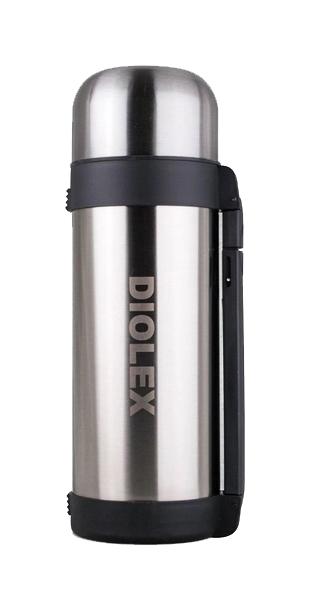 Термос Diolex DXH-1800-1 1,8 л серебристый