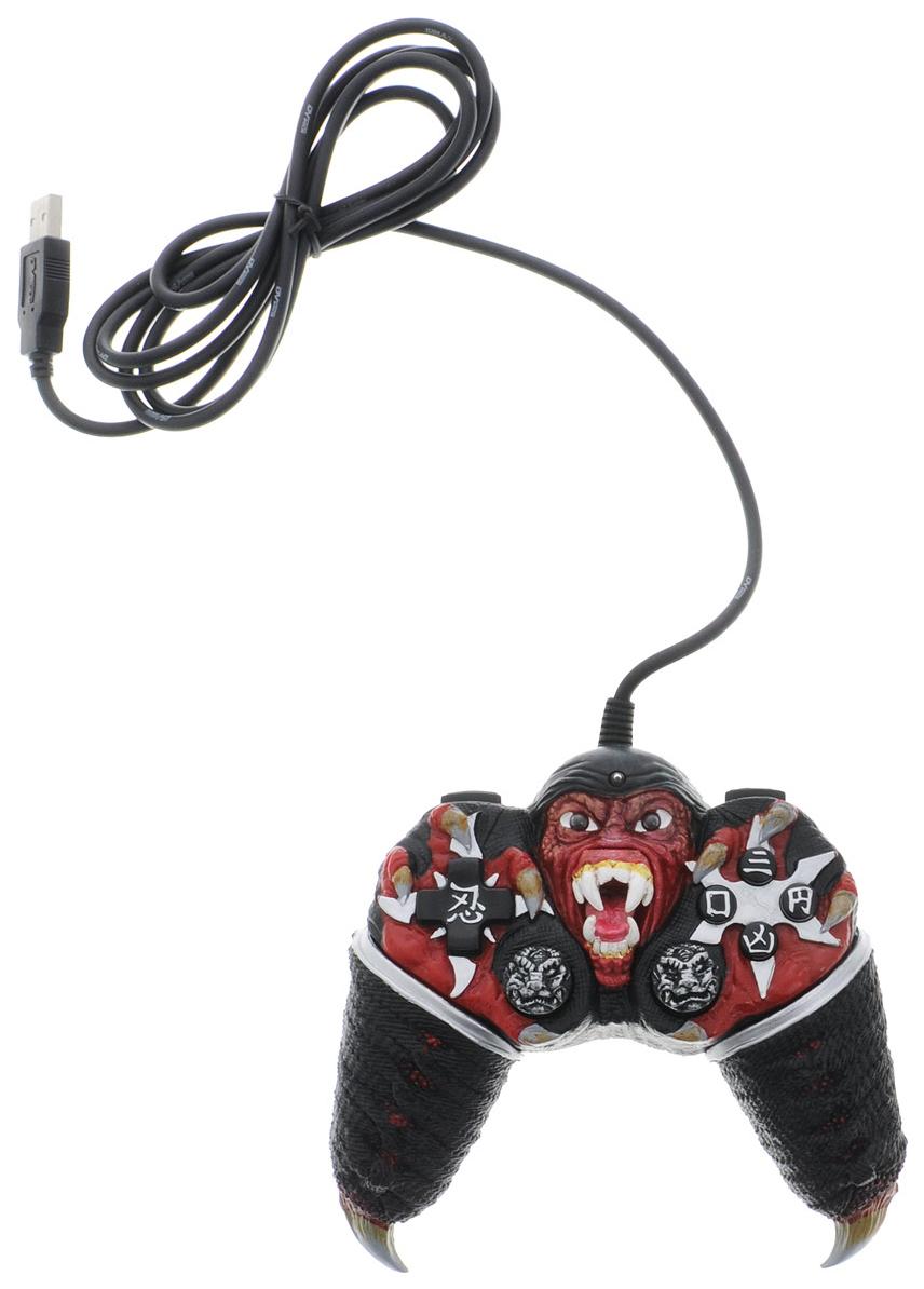 Геймпад DVTech JS62 Horror Ninja Multicolored