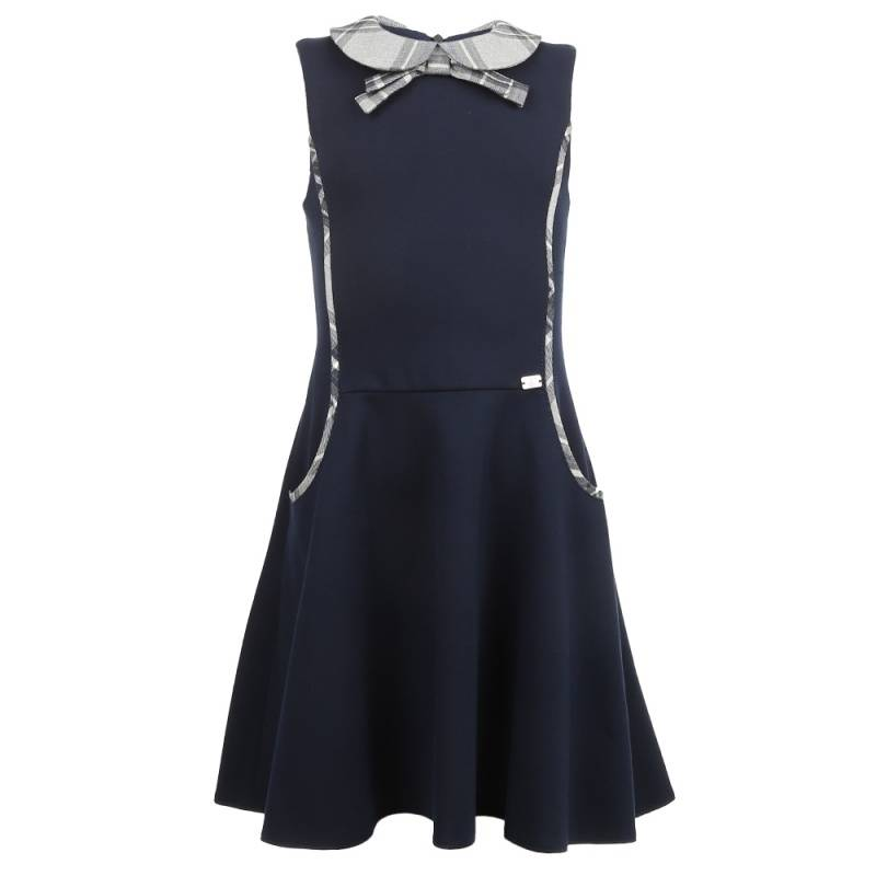 Купить ШФ-947, Сарафан SkyLake, цв. темно-синий, 140 р-р, Сарафаны для девочек