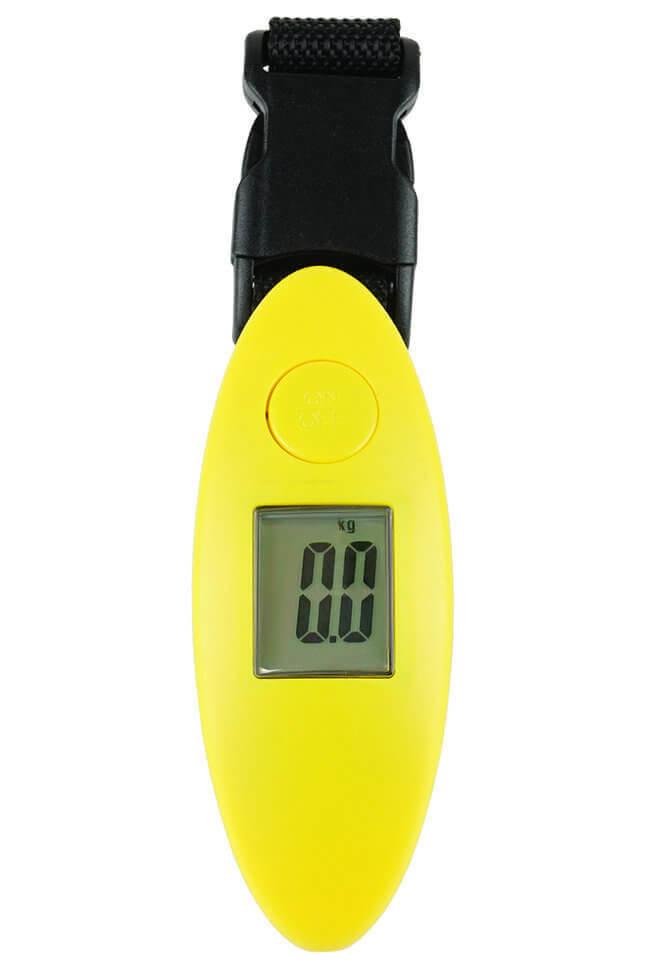 Багажные весы Verona Libra, желтый