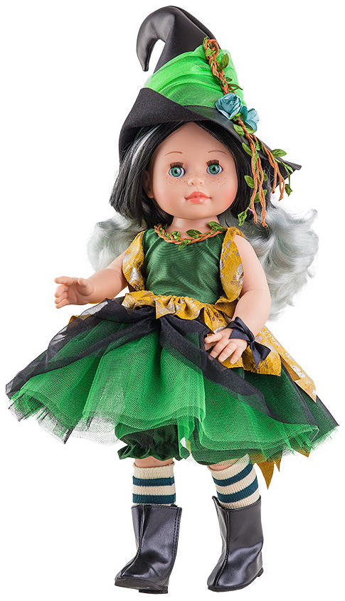 Кукла Сой Ту Ведьмочка, 42 см Paola Reina
