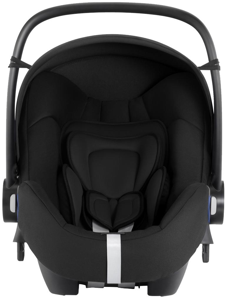 Детское автокресло Britax Romer Baby-Safe2 i-Size, Cosmos Black