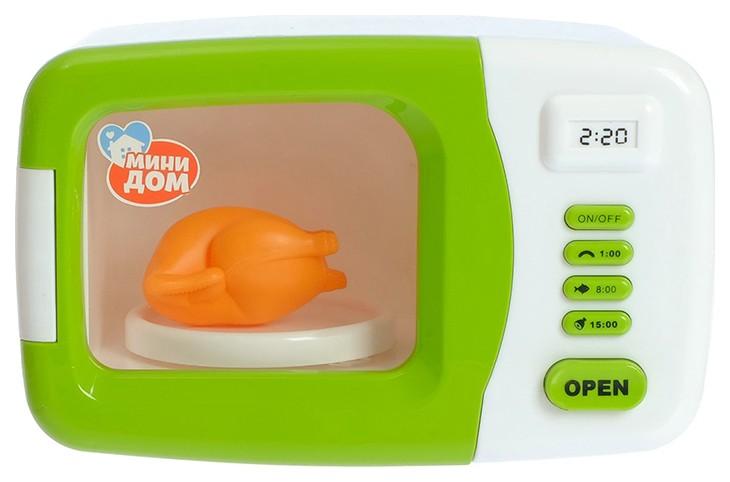 Купить СВЧ печь Shenzhen Toys на батарейках, Китай, Детская кухня