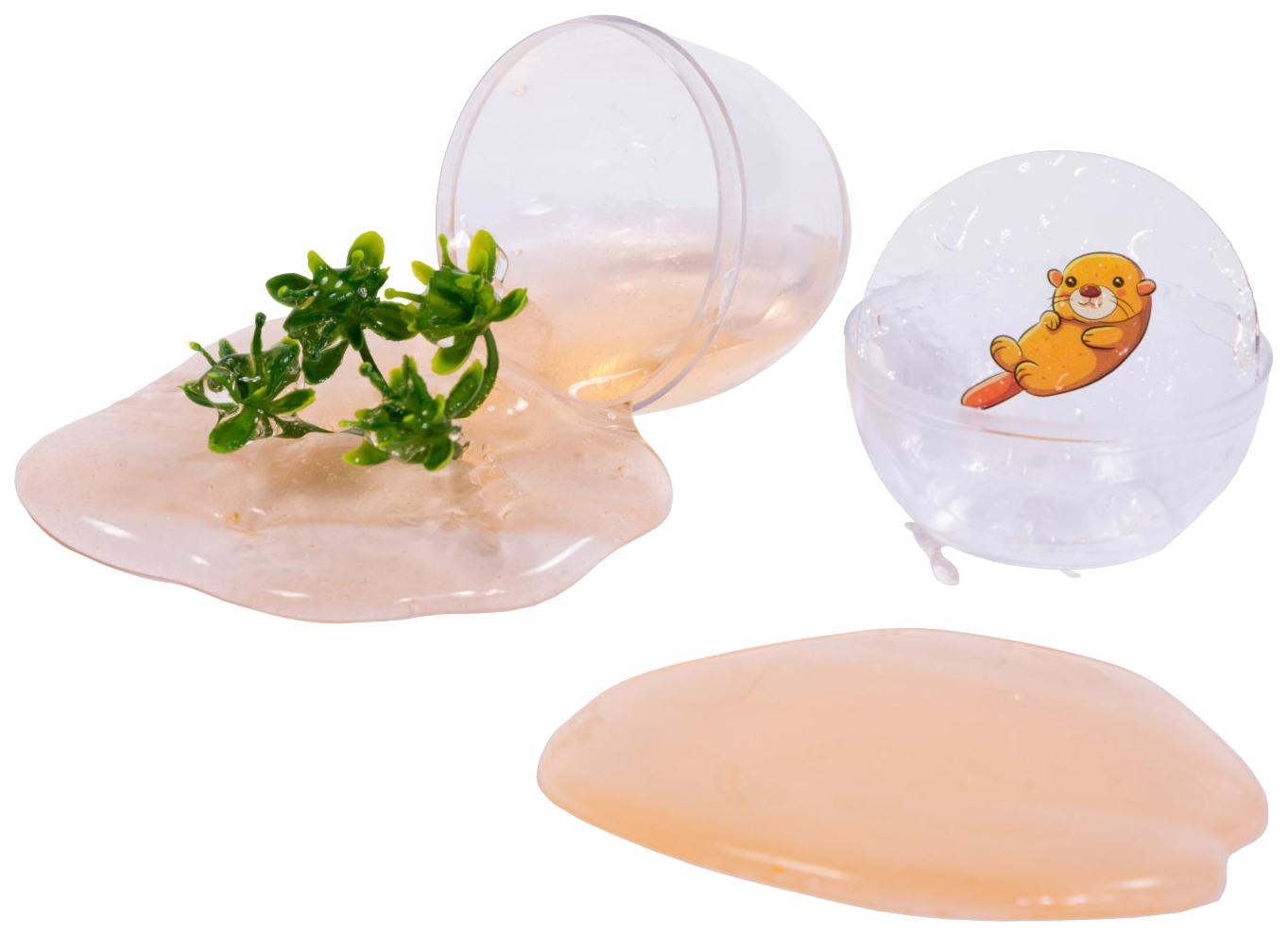 1 TOY Мяшка с растением в яйце Мелкие пакости, 6,5 см Т15367