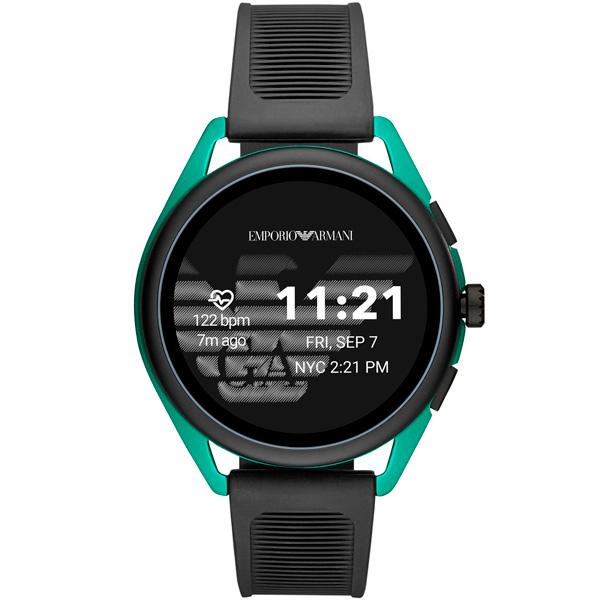 Смарт-часы Emporio Armani Matteo Black/Black (ART5023)
